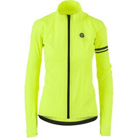 AGU Essential Prime Regenjacke Damen yellow